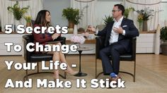 5 Steps To Change Your Life and Make It Stick - Marie Forleo & Todd Herman I Feel Good, Good To Know, Break A Habit, Marie Forleo, Tired Of Trying, Movie Info, Learn A New Skill, Business Video, Get What You Want