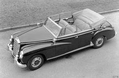 1954 Mercedes-Benz 300 b Cabriolet D (W186 III)