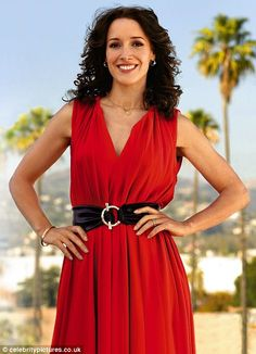 Hollywood Event with J B Jennifer Beals, Beautiful One, Lady In Red, Superstar, Erotic, Hollywood, Actresses, Actors, Formal Dresses