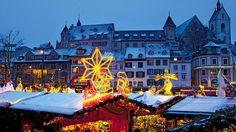 Basel Christmas and Christmas Market