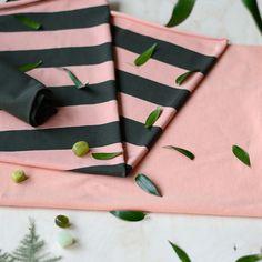Jersey, Papaya  | NOSH Fabrics Spring & Summer 2016 Collection - Shop at en.nosh.fi | Kevään 2016 malliston kankaat saatavilla nyt nosh.fi