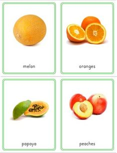Montessori Inspired Fruit 3 Part Cards by Pinay Homeschooler Shop Free Preschool, Preschool Worksheets, Preschool Learning, Food Flashcards, Arabic Alphabet For Kids, Toddler Classroom, Free Fruit, Skills To Learn, Picture Cards