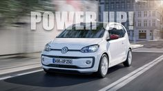 2017 Volkswagen Up Powertrain