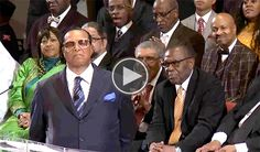Minister Farrakhan Has Some Extremely Strong Words for Former Mayor Giuliani