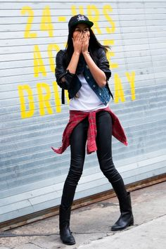 Chanel Iman - Model's Style - Chanel's Supermodel Looks