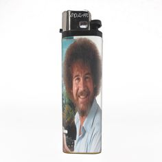 Bob Ross' philosophy is that there aren't any mistakes just happy accidents. All lighters are ready to use upon arrival. Suitable for smokers, barbequers, Buddhist monks and anyone who needs a light.