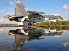 Sukhoi Su-35S (NATO reporting name: Flanker-E)