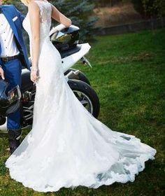 Suknia ślubna Justin Alexander 8780 kolekcja 2015 piękna! Dąbrowa Tarnowska - image 1