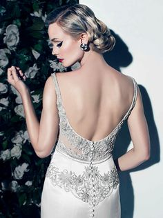 Exquisite Bride | New Jersey Call and schedule an appointment with us today! http://exquisite-bride.com/contact/