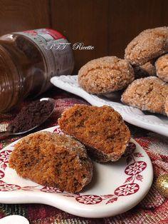 Italian Cookies, Italian Recipes, Sweet Recipes, Tart, Muffin, Sweets, Baking, Breakfast, Desserts
