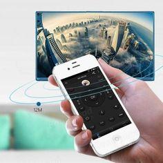 Un accessorio trasforma liPhone in un telecomando a infrarossi
