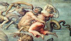 Ένα από τα πιο αινιγματικά, αλλά πιο άγνωστα πρόσωπα της πλουσιότατης Μυθολογίας μας, είναι και ο Πρωτέας .  Πρόκειται για έναν μικρ...
