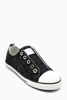 Buy Laceless Pumps (Older) from the Next UK online shop Teenager Outfits, Girl Outfits, Girls Sneakers, Childrens Shoes, Next Uk, Latest Fashion For Women, Louis Vuitton, Slip On, Pumps