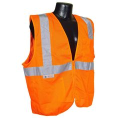 Mesh Reflective Safety Vest For Motorcycle Relieving Rheumatism And Cold Safety Clothing