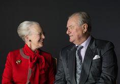 Den 10. juni 2017 kan Hendes Majestæt Dronningen og Hans Kongelige Højhed Prins Henrik fejre guldbryllup.