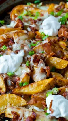 Loaded Pub Fries Recipe