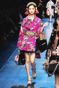 Spring/Summer 2016 Dolce & Gabbana
