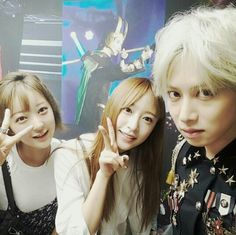 Hani, Hyerin and Heechul Kim Heechul, Leeteuk, Kim Kibum, Siwon, Korean Pop Group, Korean Girl Groups, Exid Kpop, Don G, Ahn Hani