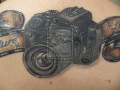 Camera Tattoos - Google Search
