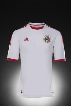 Nuevo Jersey de la Selección Mexicana