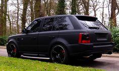 Darth Range Rover Vader.  :-)