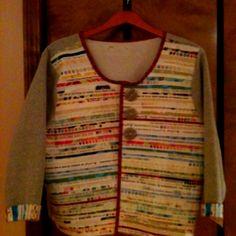 Selvage jacket - love!