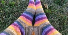 Normally, I don't mind it if my socks don't match exactly. After all, my sock drawer is full of these , and I wasn't overly disappointed b...