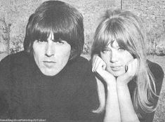 Blog I'm hoping to fill with pictures of George Harrison and Pattie Boyd - please bear with me while...
