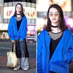 635.1 k abonnés, 1,210 abonnement, 7,032 publications - Découvrez les photos et vidéos Instagram de Harajuku Japan (@tokyofashion) Harajuku Japan, Nightwear, High Fashion, Bomber Jacket, Street Style, Japanese, Instagram, Skirts, Model