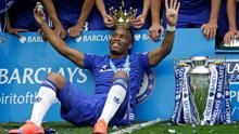 Former Chelsea striker Didier Drogba has signed for Major League Soccer side Montreal Impact. The left Stamford Bridge this summer after playing. Chelsea Fc, Chelsea Football Team, Football Today, Aston Villa Fc, Newcastle United Fc, International Soccer, Everton Fc, Major League Soccer, Soccer