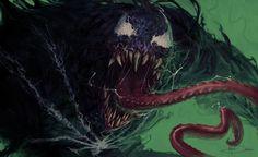 Venom by MattDeMino.deviantart.com on @deviantART