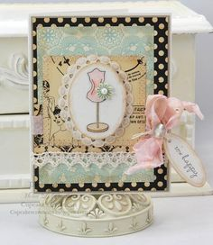 Happiness Happens | Art of Cardmaking