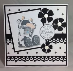 Tatty Teddy card 2014