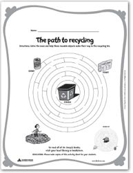 @http://www.seussville.com    The Path to recycling printable-- perfect for Earth Day.     The Lorax Project is awesome!