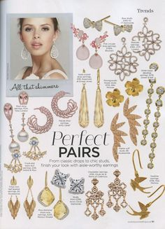 JCM London Sherherazade collection featured in You and Your Wedding, January 2015