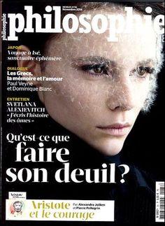 Philosophie magazine n°84 de novembre 2014.