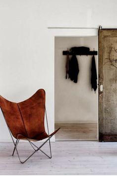 EL JARDIN DE LOS MUFFINS: Blog de Interiorismo y Decoración Vintage.: Es Tendencia: Estilo Rústico Moderno en una Casa Danesa