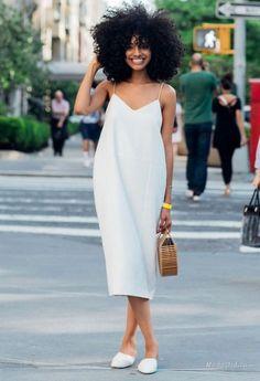 Мода и стиль: Белый total look – как носить белый с ног до головы