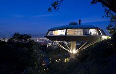Chemosphere by John Lautner in Los Angeles
