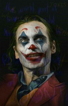Why so serious The Joker Artwork Collection Daily design inspiration for creatives Inspiration Grid Gotham Joker, The Joker, Joker Film, Joker Art, Joker And Harley Quinn, Joker Comic, Joker Batman, Batman Comics, Dc Comics