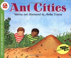 Ant Cities (Let's-Read-and-Find-Out Science 2)