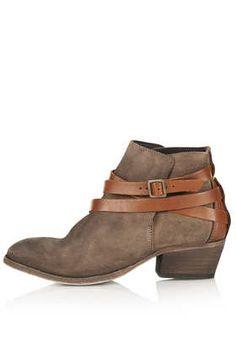 HUDSON Horrigan Strap Boots - Boots  - Shoes