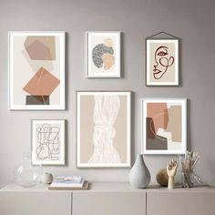 Minimalism Geometric Abstract Line Modern Nordic Posters And Prints Wall Art Canvas Painting Decoration Pictures For Living Room Big Wall Art, Wall Art Decor, Geometric Wall Art, Abstract Wall Art, Decorating With Pictures, Decoration Pictures, Living Room Pictures, Wall Pictures, Wall Photos