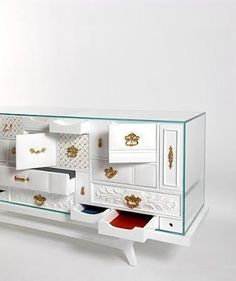 credenza with some flair