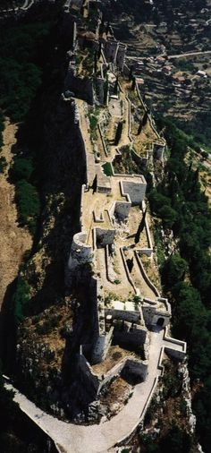 Fortress #Klis near #Split ...Croatia