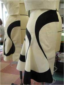 shingo sato: skirt design result