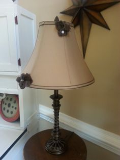 Gracie Lamp by TrouveCreations1 on Etsy, $38.00