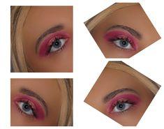Jeffree Star Blood Sugar Palette look. Swipe for full post