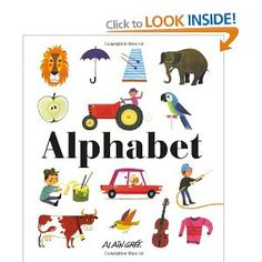 Alphabet: Amazon.co.uk: Alain Gree: Books