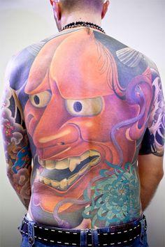 Japan Tattoo |
